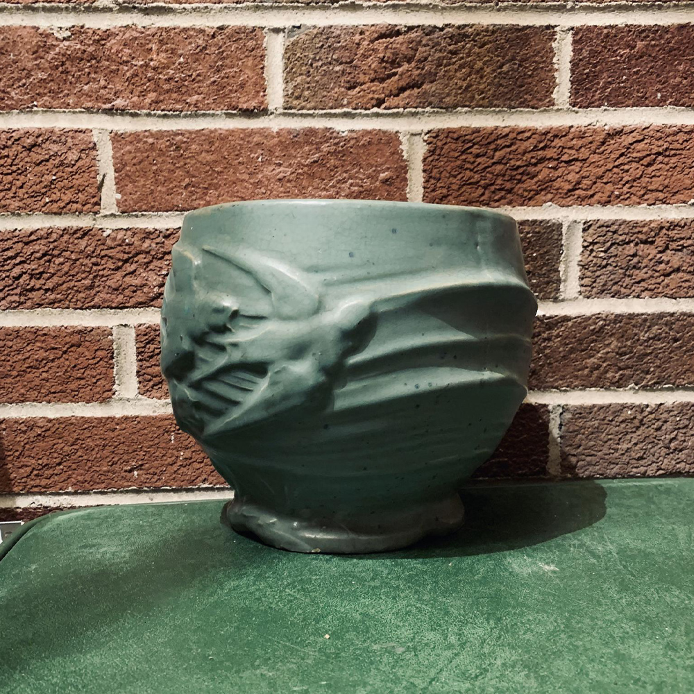 arts and crafts pottery