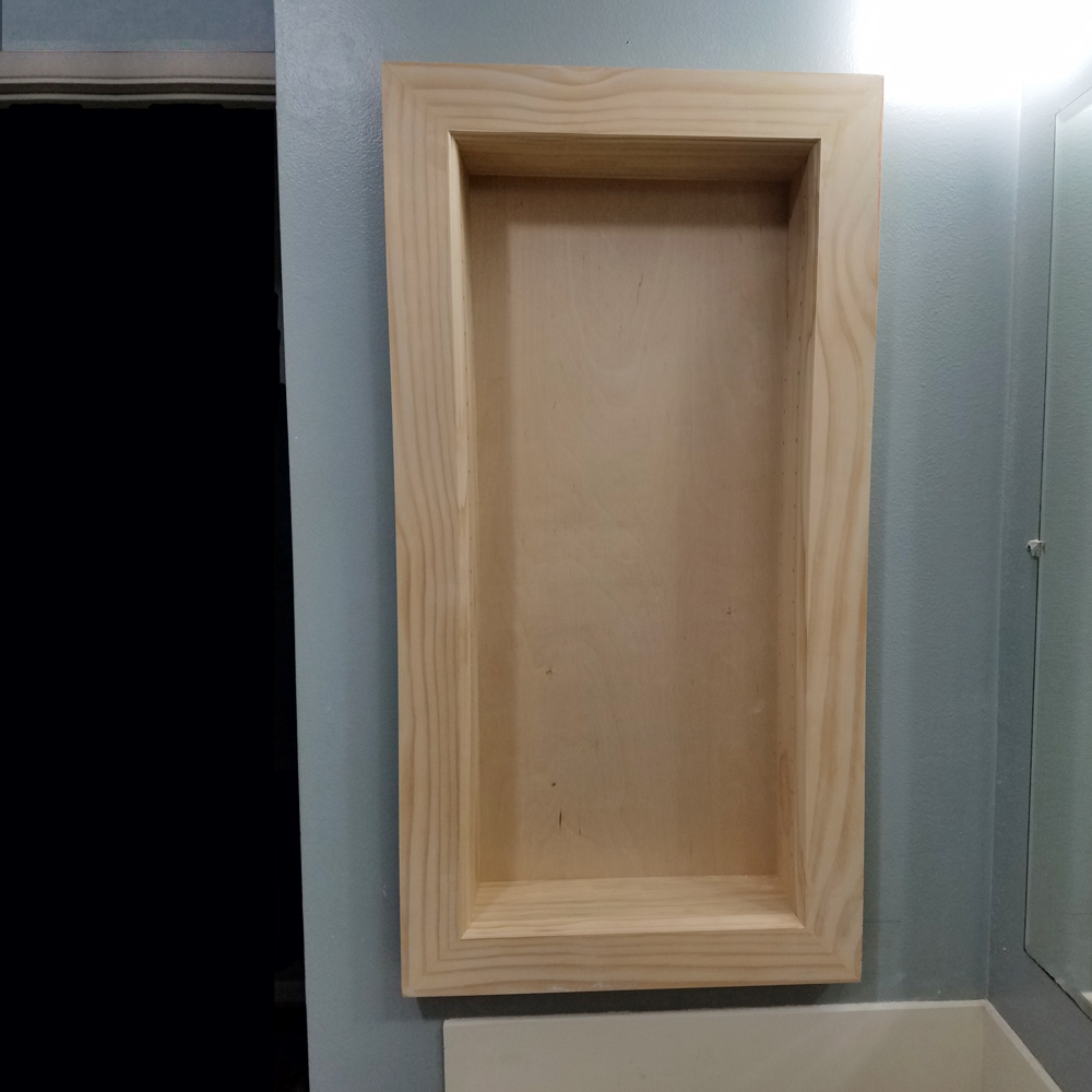 inset cabinet